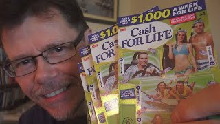 CASH FOR LIFE - $1000 A Week For Life!