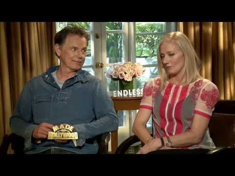 Made in Hollywood  1 on 1  Bruce Greenwood and Joely Richardson