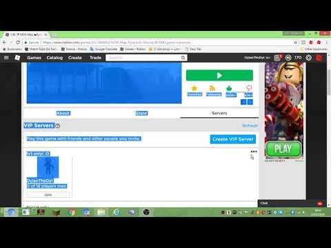 Free V.I.P. Server for Strucid! - YouTube
