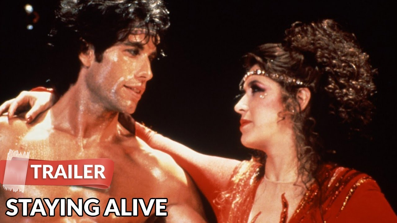 Staying Alive 1983 Trailer John Travolta Youtube