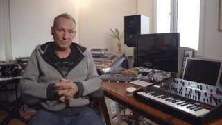 Paul Hartnoll, Orbital on the ARP ODYSSEY