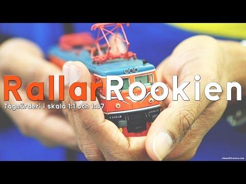 RallarRookien - X2000 från JECO [Unboxing och Recension]