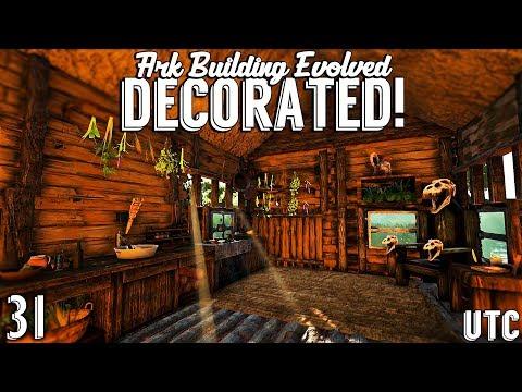 Melli's Witch Hut Decor :: Ark Building Evolved w/ UTC :: Ep. 31