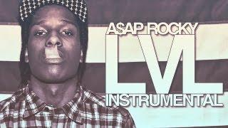 A$AP Rocky - Lvl (Instrumental)