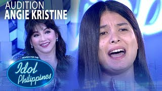 Angie Kristine - Jar of Hearts | Idol Philippines 2019 Auditions
