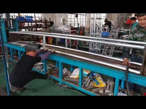 Allowtruss Factory Stage Truss Production Famous Aluminum Truss Manufacturers