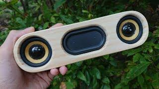 DIY 10W Mini Bluetooth Speaker