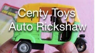 Centy Toys Auto Rickshaw