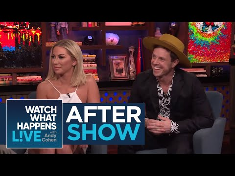 After Show: Jake Shears' Duet With Cher   WWHL