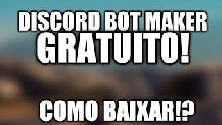 Download Discord Bot Maker – Shredz