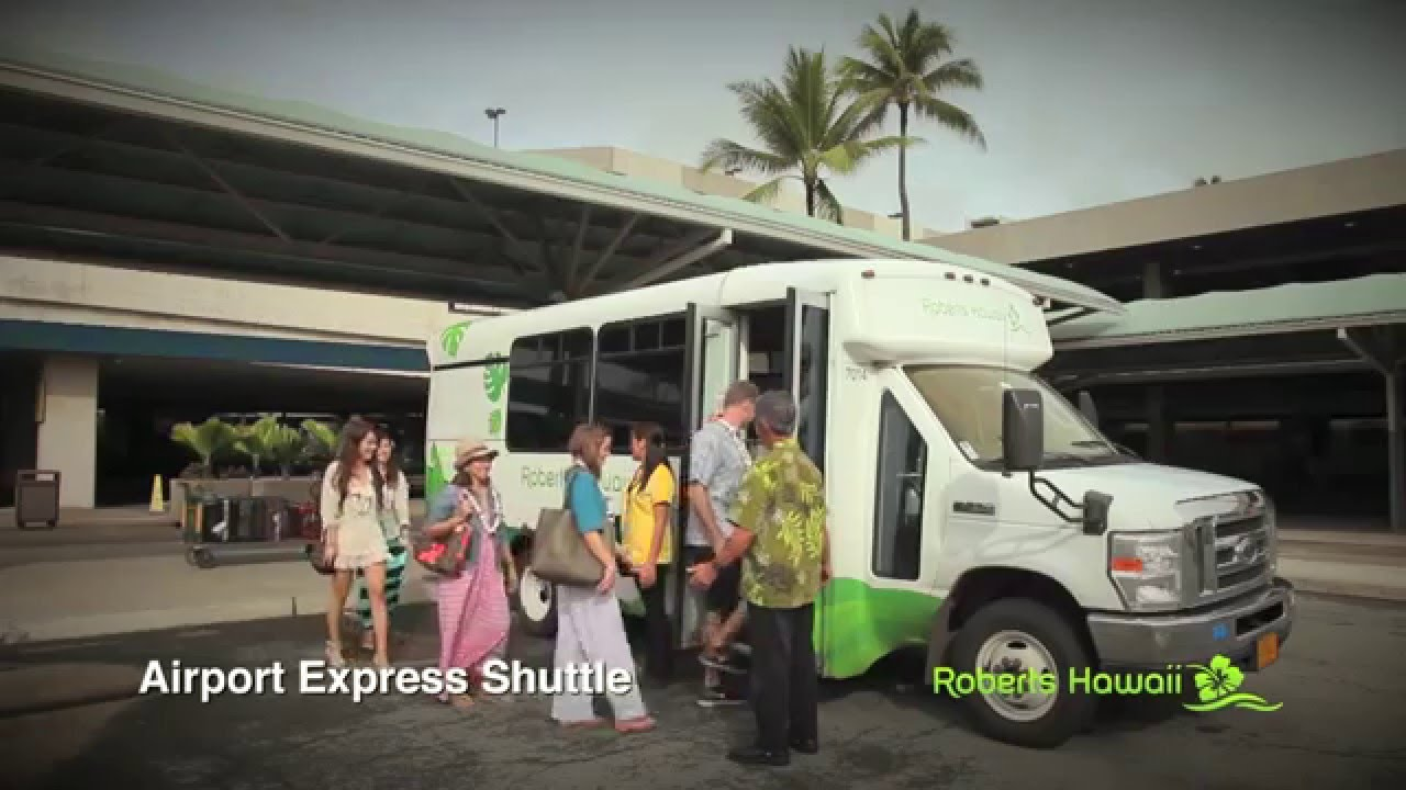 coupon for roberts hawaii express shuttle