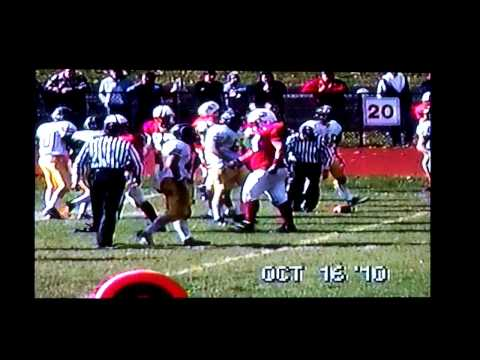2010 Jefferson Township High School Varsity Football Game 7 Part 3