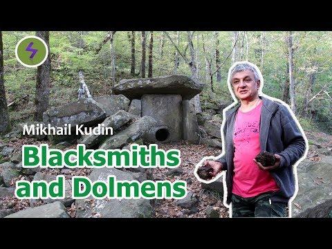 Blacksmiths Of Dolmen's Era (North-West Caucasus, 2-nd Millenium BC) (Eng Subs)