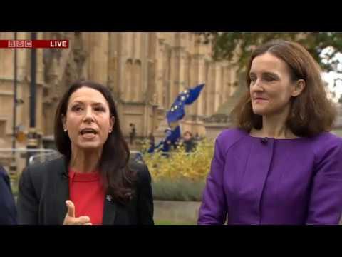 Labour's Debbie Abrahams MP debates Theresa Villiers MP on Budget 2017