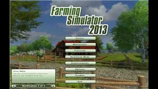 Farming Simulator 2013 Cheats (Money, Farms, Sales, Great Demands And More...)