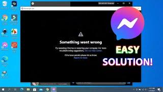 Messenger Video Call Something Went Wrong   Solved screenshot 3