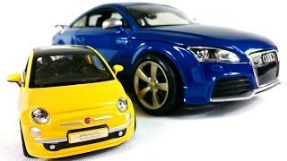 Машинки! Видео для детей - бренды машин!