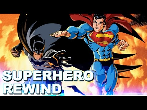Superhero Rewind: Superman/Batman Public Enemies Review