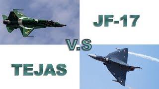 JF-17 vs. Tejas ! Pakistan Kartalı Hint Şahinine Karşı !!