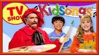 We Love Painting   Kids Learn Colors   Kidsongs TV Show   Kids Songs  PBS Kids   Kindergarten Songs