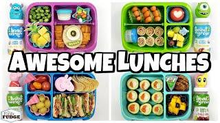 Cucumber SUSHI!?!  🍣 Your School Lunch Ideas