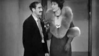 Groucho Goes to War on False Pretenses