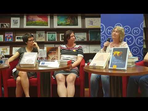 Novost Iz Založbe Mladinska Knjiga-predstavitev Romana Živi Pesek