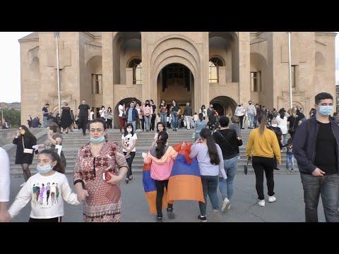 Yerevan, 03.10 20, Sa, Mashtots, G.Lusavorich, Sb.Grigor Lusavorich ekeghetsum, 7-rd or.