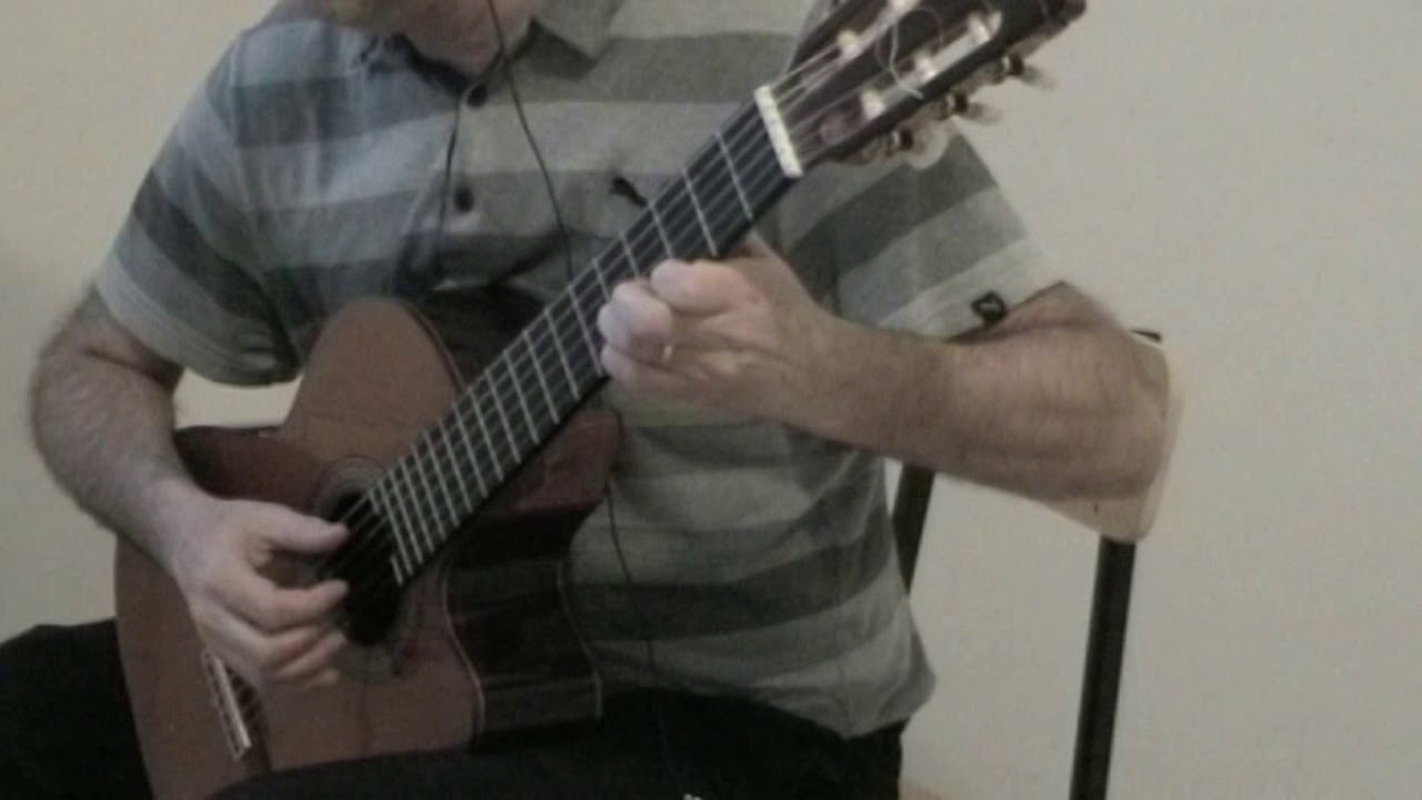 guitare l'eau vive