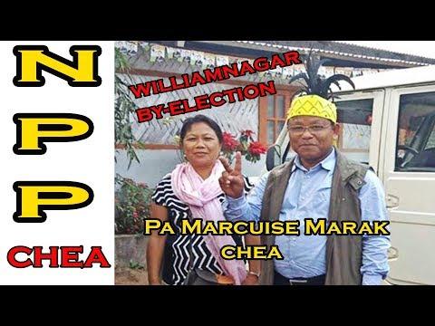NPP ni Pa Marcuise Marak Williamnagar By-Election_o chea