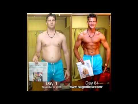 Bajar de peso antes y despues caricaturas para