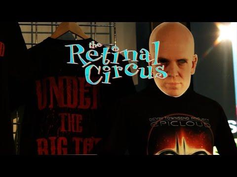Devin townsend retinal behind the masks