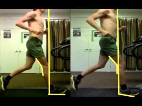 Running tips for optimum foot strike?