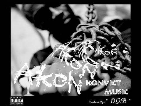 akon konvict music mixtape pressented by dj obg + download + time tags