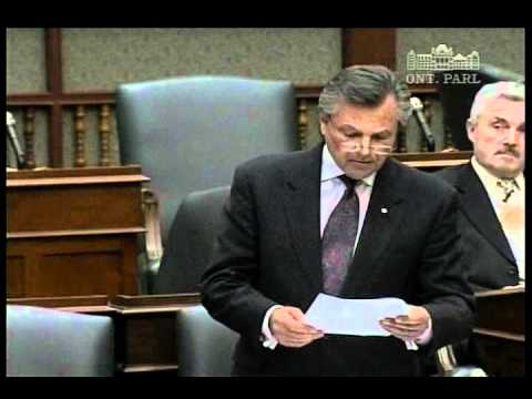 frank-klees's-second-reading-debate-for-bill-183-the-ombudsman-act