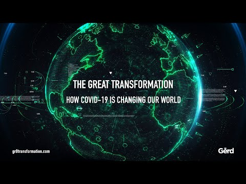 The Great Transformation: Futurist Gerd Leonhard's short film on how #covid19 will impact our future