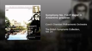 Symphony No. 7 in F Major: II. Andantino grazioso