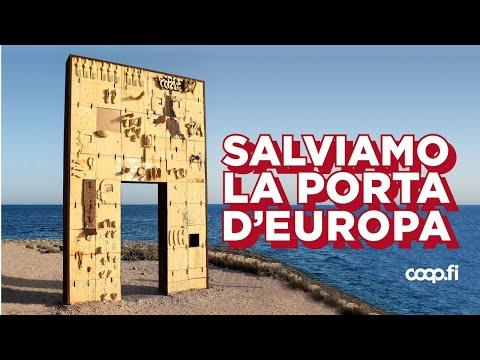 Salviamo la Porta d'Europa - teaser