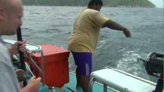 Рыбалка в Тайланде(Рыбалка в Тайланде остров Пхукет. Рыбалка в Тайланде Июль 2012. Самый большой улов рыбалка в Тайланде остров..., 2012-07-22T15:24:08.000Z)