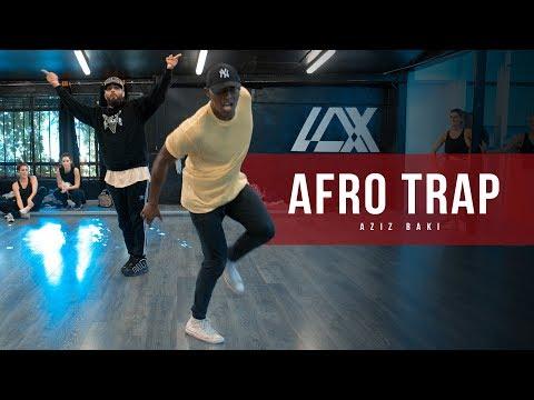 MHD - AFRO TRAP PART9 (FAUT LES WET) - Choreography by Aziz Baki - Filmed by @Alexinhofficial