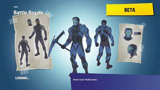 XBOX one SEASON 4 1ST LOOK got the VICTORY ROYALE