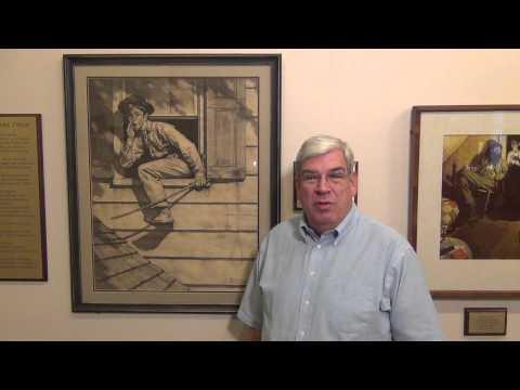 Museum Gallery Norman Rockwell Exhibit