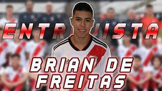 Entrevista a Braian De Freitas