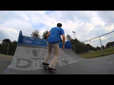 Saratoga Skateboarding!