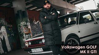 VW GOLF MK2 GTI - Немецкая барбекюшница на стиле!
