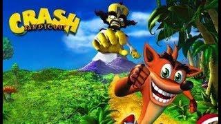 Crash Bandicoot 2: Cortex ataca de nuevo  - Gameplay Español