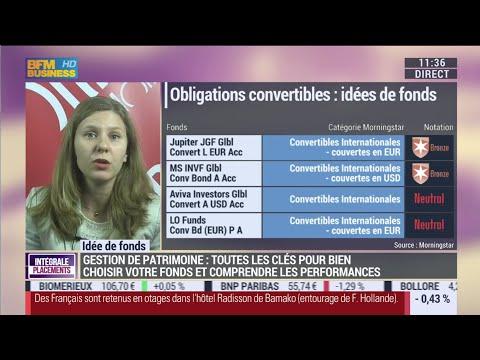 Analyse des Obligations convertibles par Mara Dobrescu.