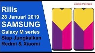 Rilis 28 Januari 2019 | Update Terbaru Samsung Galaxy M Series