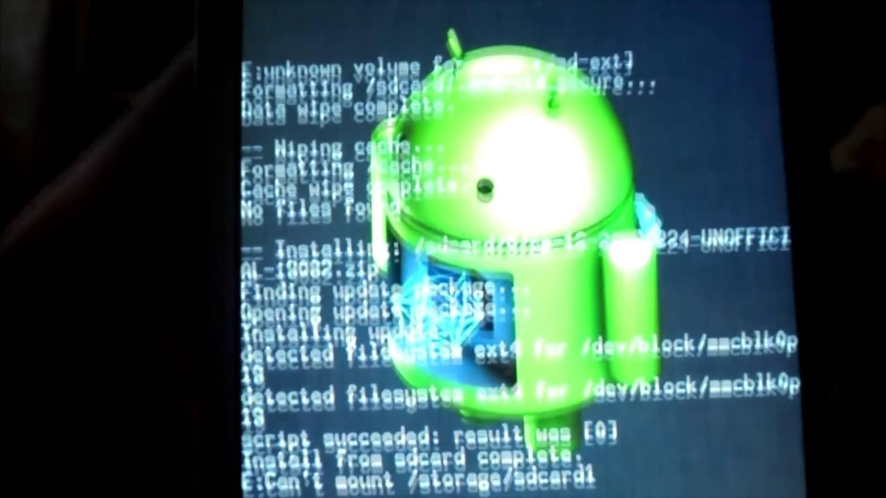 Перепрошивка Samsung Galaxy Grand Duos I9082 до андроид 5.0.2 cm 12