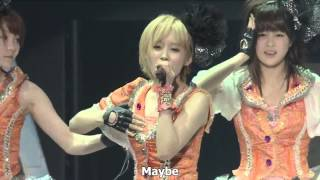 [Eng sub]  Morning Musume Medley (6 songs) 2011